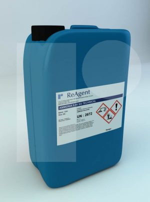 Ammonia Solutions (NH4OH)